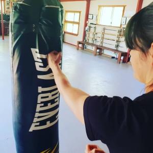 Female Self Defence Instructor